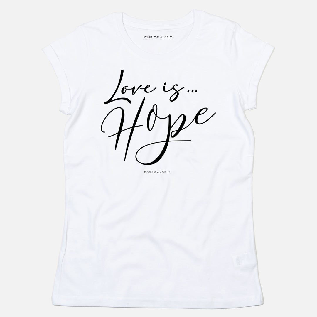 LOVE IS…HOPE