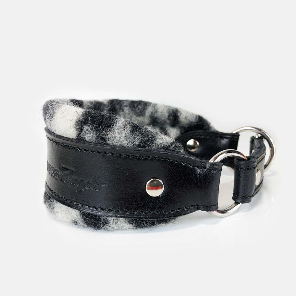 COZY COLLAR BLACK.
