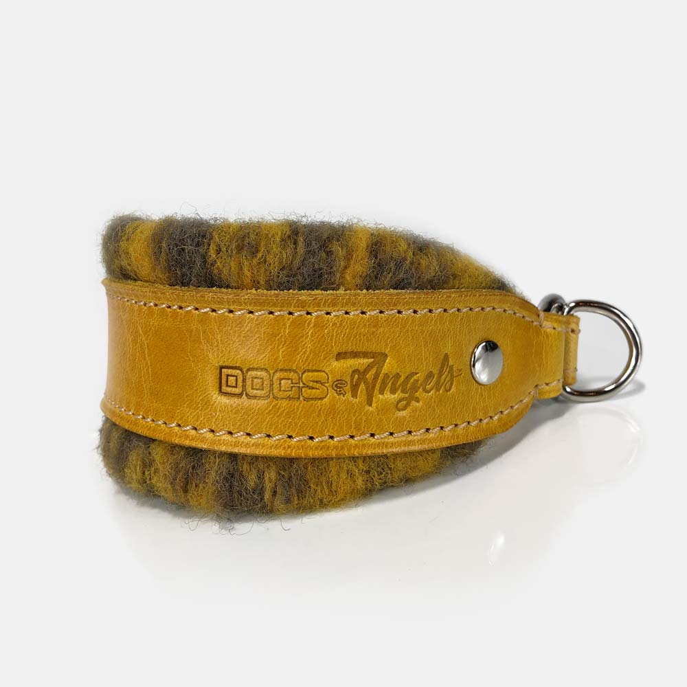 COZY COLLAR YELLOW.